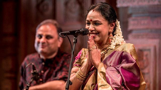 Sudha Ragunathan - Ragam Tanam Pallavi