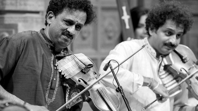 Mysore Brothers - Raag Charukeshi