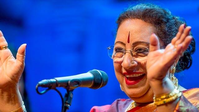 Begum Parveen Sultana - Raag Hamsadhw...