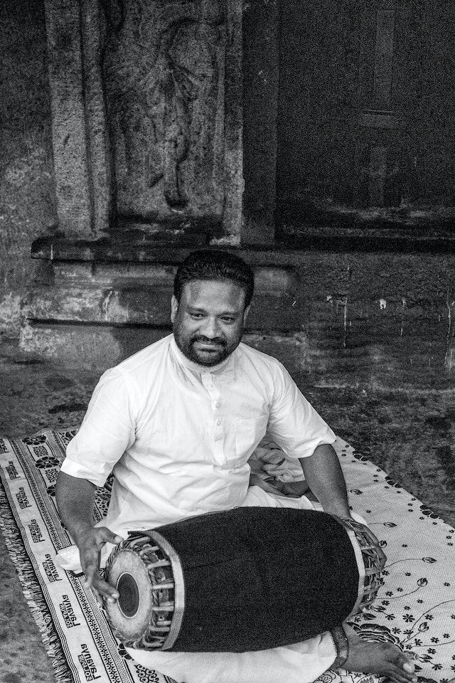 Nevyeli Venkatesh   Mridangam Solo