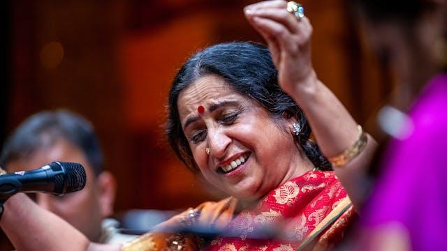 Aruna Sairam   Kalinga Nartana Tillana