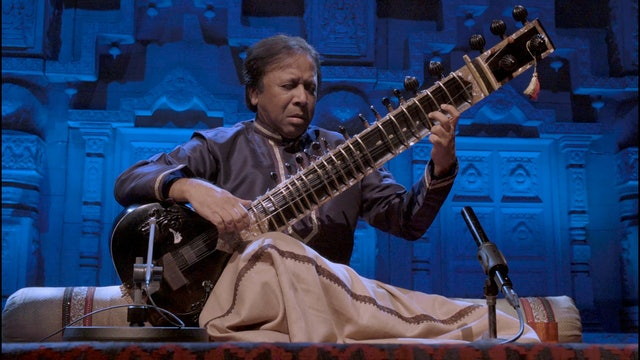 Ustad Shahid Parvez Khan - Raag Yaman