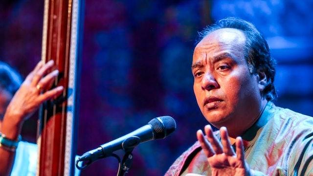 Ustad Wasifuddin Dagar - Raag Ahir Bhairav