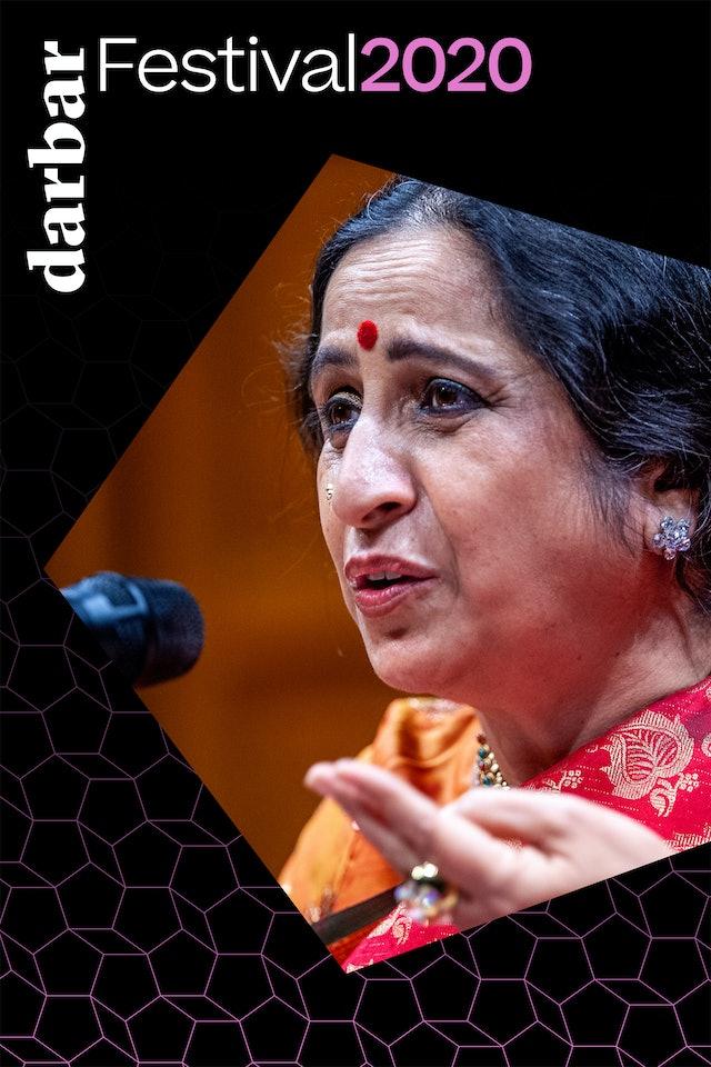 Aruna Sairam | Darbar Festival 2020