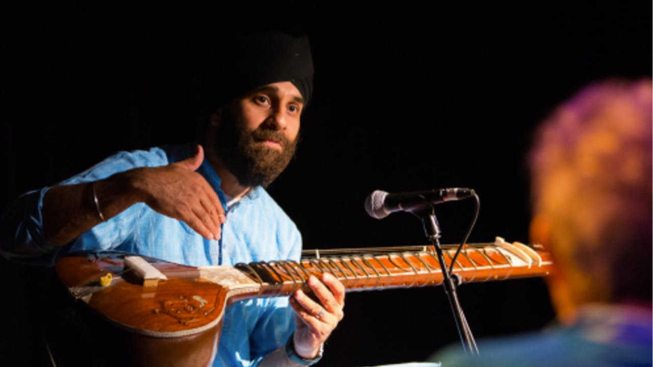 Indian music appreciation course
