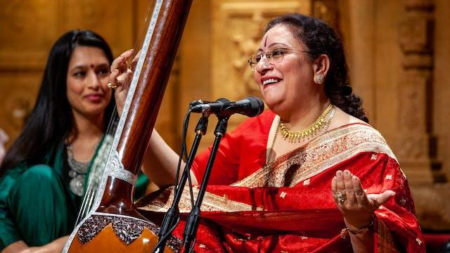 Parveen Sultana | Raag Hamsadhwani