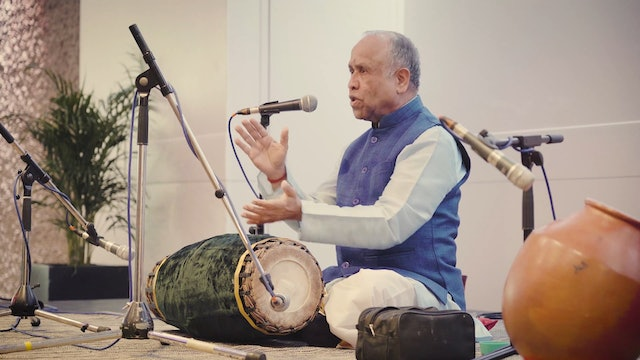 Dr Trichy Sankaran - Carnatic Beats Unwrapped Part 2 of 3