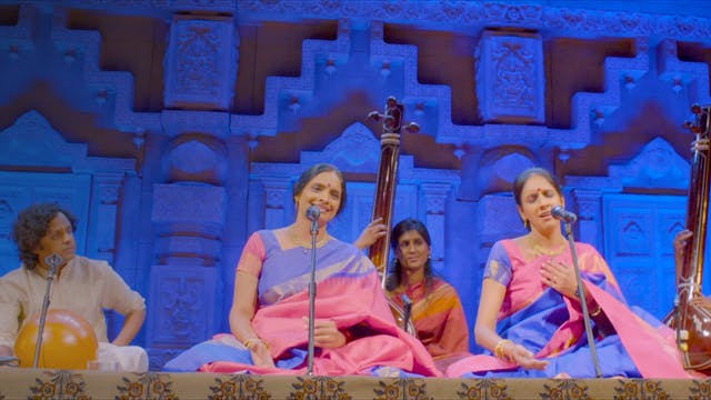 Ranjani & Gayatri - Ragam Thanam Pallavi