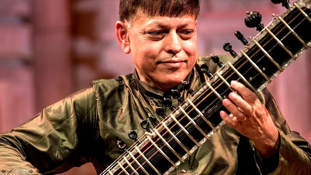 Pandit Budhaditya Mukherjee - Raag Lalit