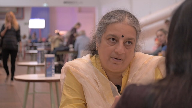 Behind the scenes with Ashwini Bhide Deshpande
