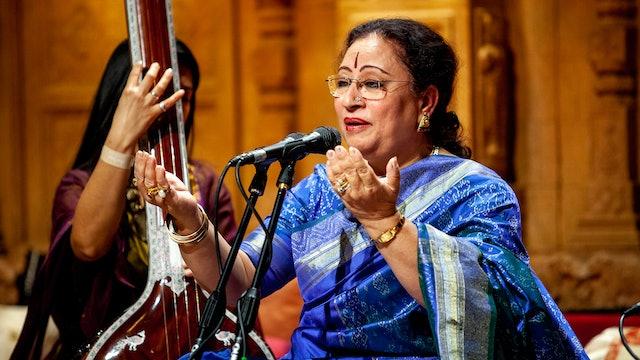 Parveen Sultana   Durga Bhajan Bhairavi
