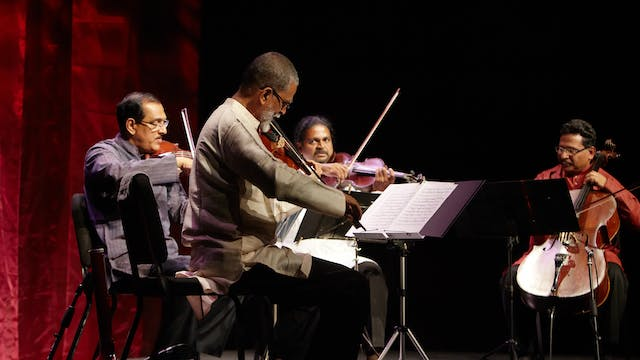 S4 EP6 Madras String Quartet