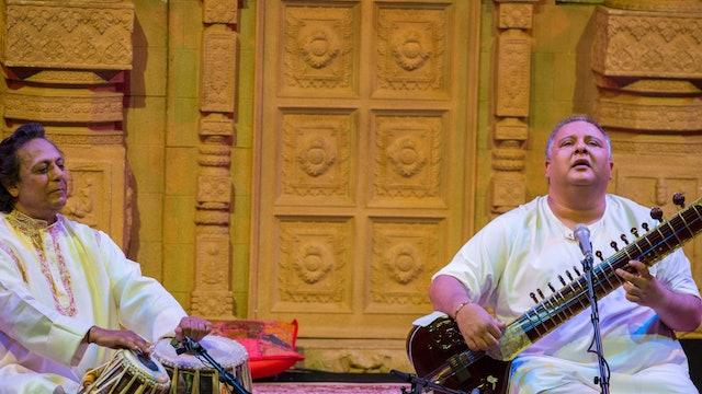 Ustad Shujaat Khan & Pandit Swapan Chaudhary - Raag Kamod Khamaj
