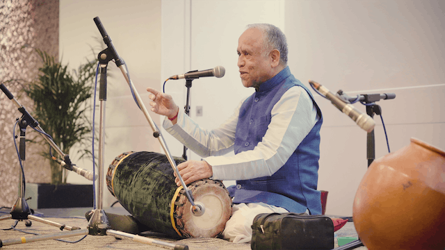 Dr Trichy Sankaran - Carnatic Beats Unwrapped Part 1 of 3