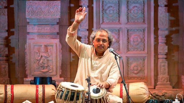 Pandit Yogesh Samsi - Tabla Solo