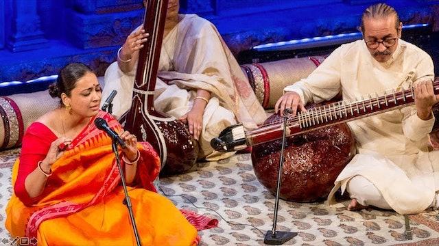 Ustad Bahauddin Dagar & Pelva Naik - Raag Vardhani