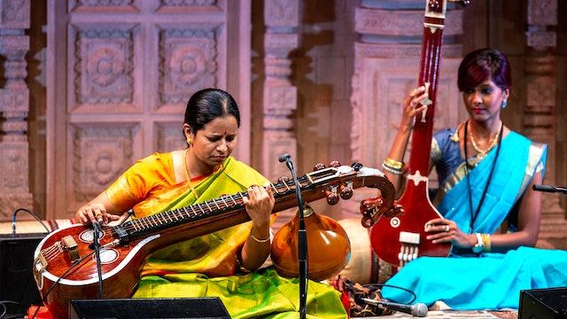 Jayanthi Kumaresh | Raga Kamavardhini