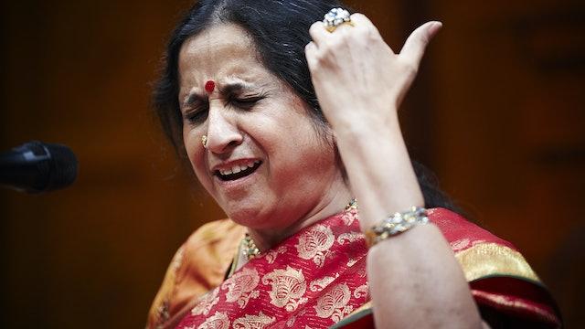Aruna Sairam - Raag Shanmukhapriya