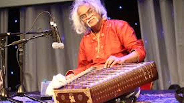 Behind the scenes with Pandit Tarun Bhattacharya