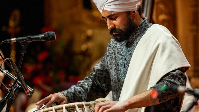 Surdarshan Chana   Tabla Solo