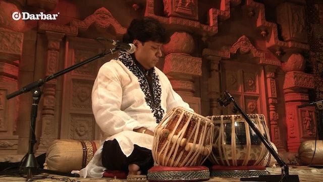 Pandit Shubhankar Banerjee - Tabla Solo