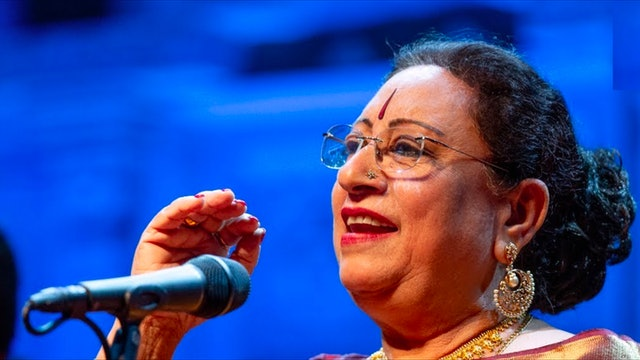 Parveen Sultana - Raag Puriya Dhanashree
