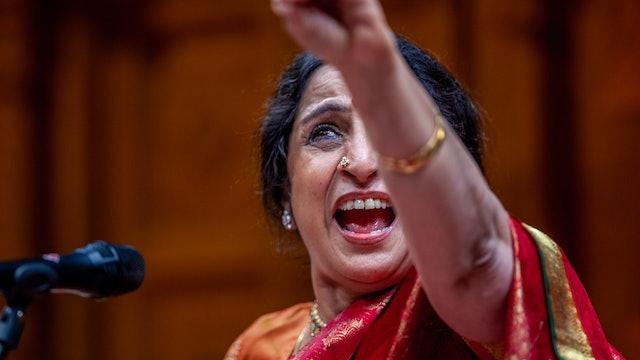 Aruna Sairam | Raga Shanmukhapriya