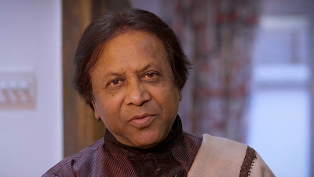 Ustad Shahid Parvez Khan - in conversation
