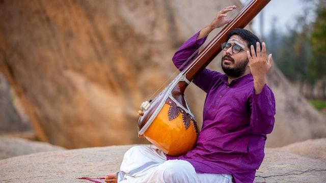Bharat Sundar | Tillana in Raga Behag