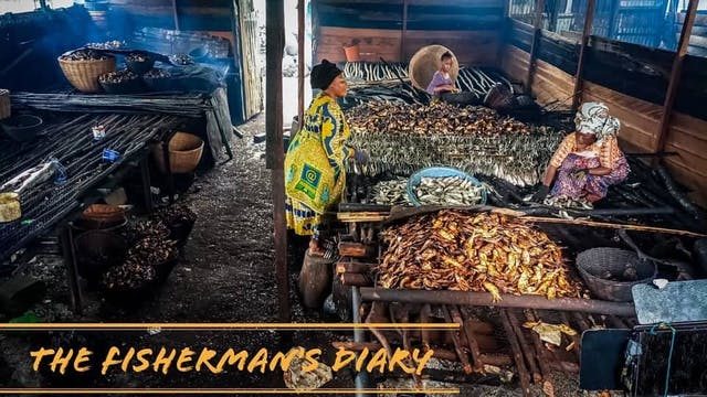 OSIFF 2020: The Fisherman's Diary (Cameroon 2020)