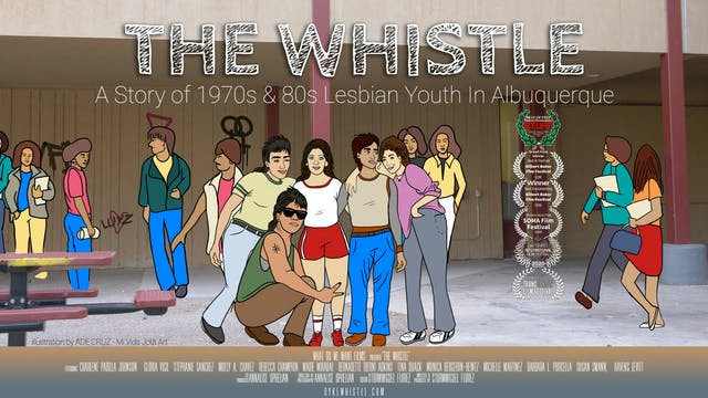 The Whistle (AUDIO DESCRIPTION) (USA 2019)