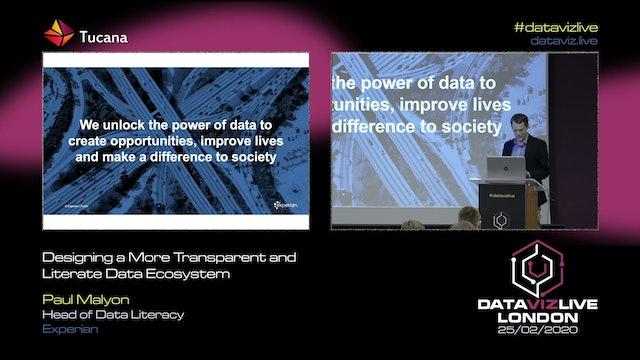 Designing a More Transparent & Literate Data Ecosystem