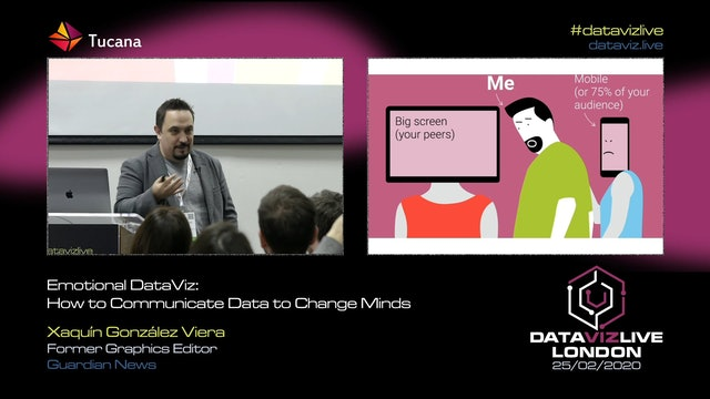 Emotional DataViz: How to Communicate Data to Change Minds