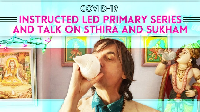 Covid-19 Instructed Led Primary and Philosophy Talk
