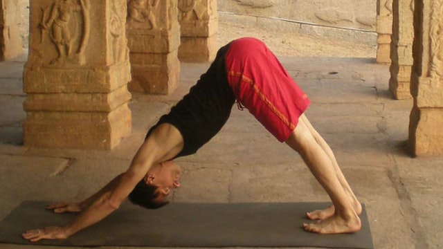 Ashtanga Yoga: A Primary Series Guide with David Garrigues (Beginner, Intermediate, Advanced)
