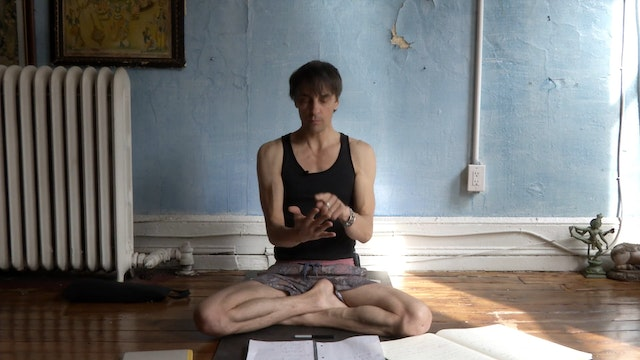 Interview with David on the Six Foundation Asanas of Ashtanga Yoga