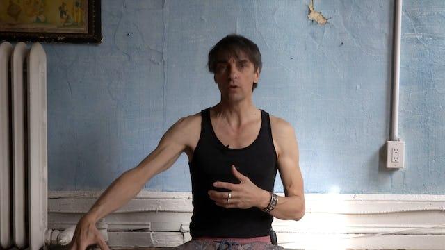 "Interview with David on ""Ground the Femur Bone"""