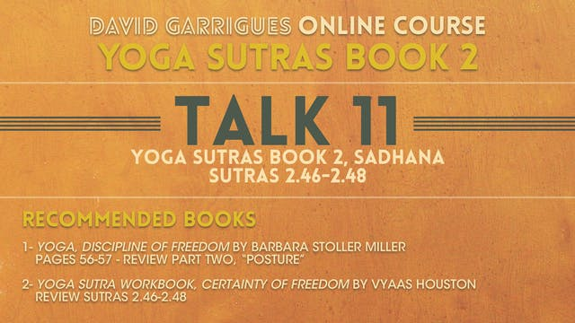 Book 2: Talk 11