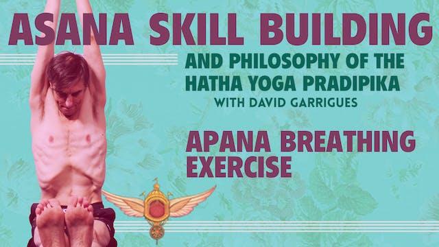 Apana Exercise
