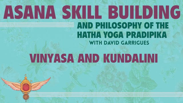 HYP Talk #3: Vinyasa and Kundalini