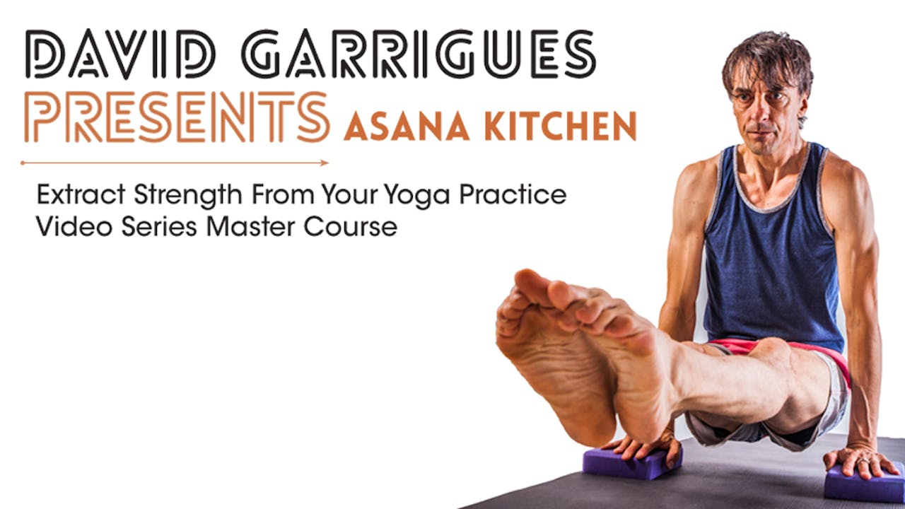 Extract Strength From Your Yoga Practice
