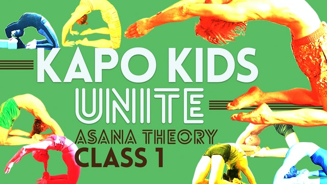 Asana Theory Class 1