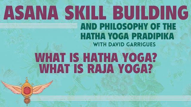 HYP Talk #1: What is Hatha yoga? What...