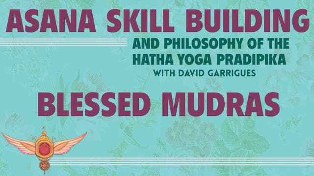HYP Talk #5: Blessed Mudras