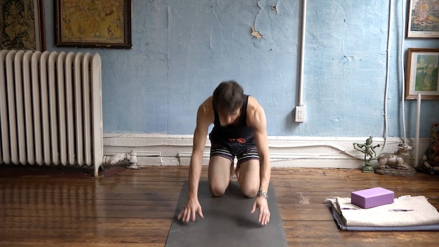 Day 4 Warm Up - Sun Salutations and Dhanurasana