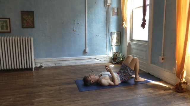 Day 6 Warm Up - Sun Salutations and Setu Bandhasana