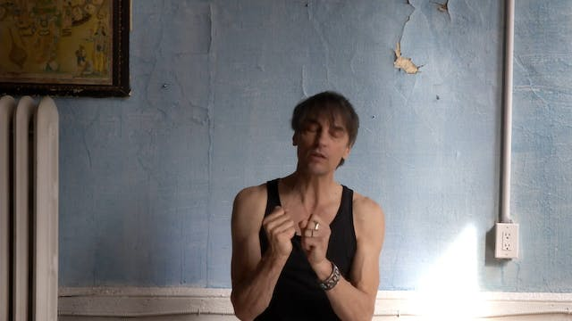 Interview with David on the subtle aspects of yoga