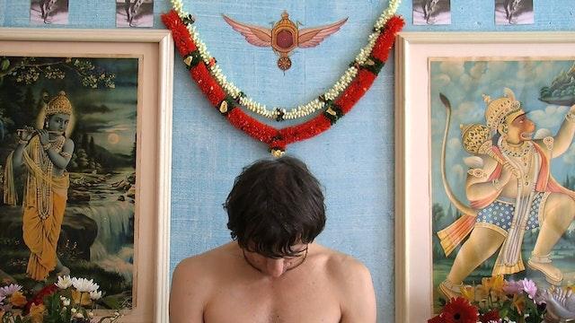 Led Pranayama Sequence Ujjayi (Parts A and B)