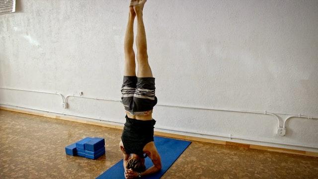 Day 7 Head Balance Master Class