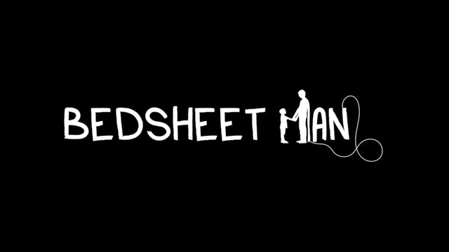 Bedsheet Man